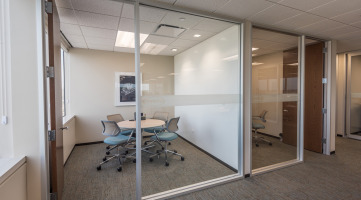 Acoustic Privacy in a Small Conference Room