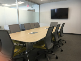 Small Conference Furniture and Technology