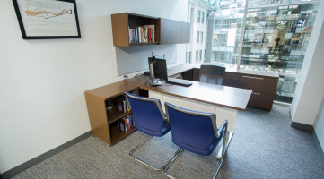 Private office solution
