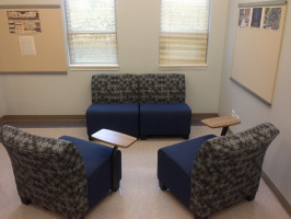 Modular furniture in the classroom